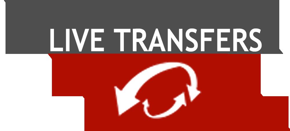 live transfers